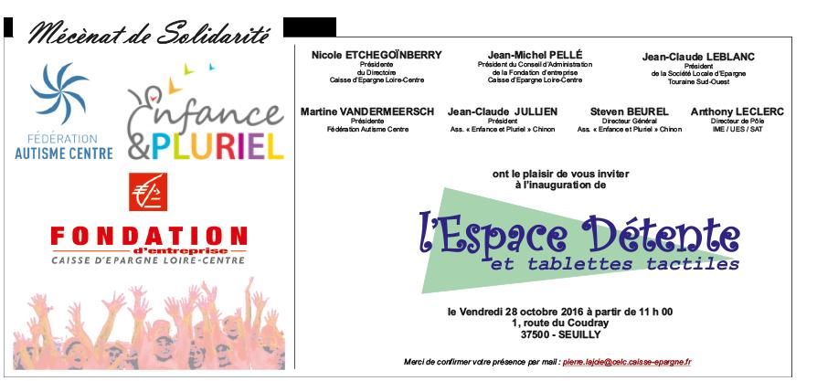 invitation Enfance et pluriel 2016